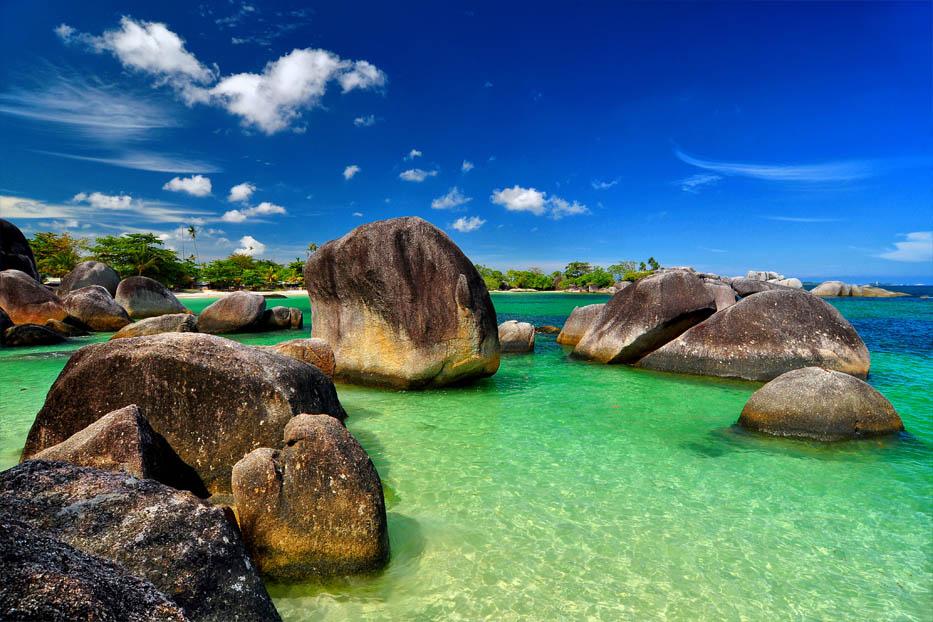 Objek Wisata Terkenal Di Indonesia